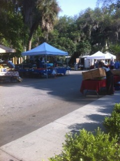 Farmers Market Old Town Bluffton